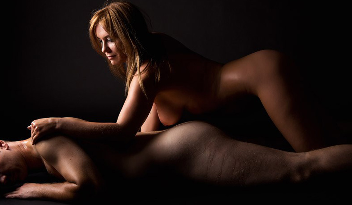 Erotic massage can blow your mind away